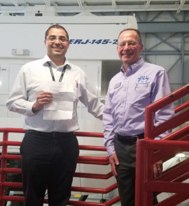 Zuniga Gets His Wings: America's Newest Airline Pilot! – Bakersfield